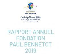 Visuel-Rapport annuel 2019 Fondation Paul Bennetot