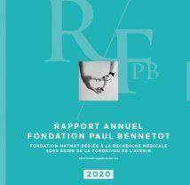 Rapport annuel 2020-Fondation Matmut Paul Bennetot